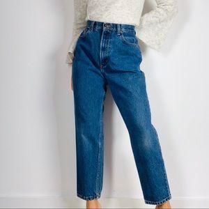 Vintage GAP Mom Jean High Rise Tapered Leg jeans